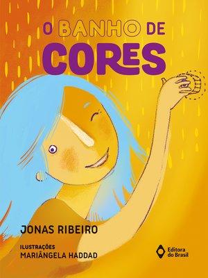 cover image of O banho de cores