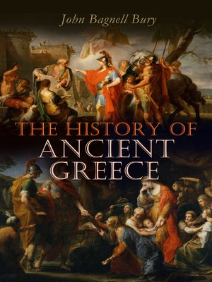 cover image of The History of Ancient Greece