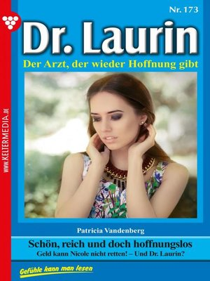 cover image of Dr. Laurin 173 – Arztroman