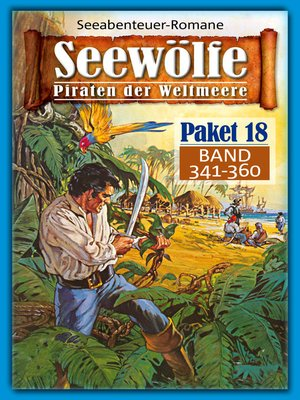 cover image of Seewölfe Paket 18