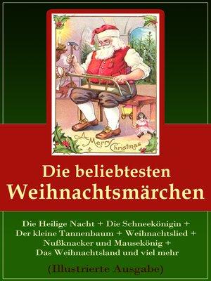 cover image of Die beliebtesten Weihnachtsmärchen