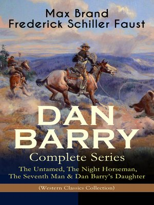 cover image of Dan Barry – Complete Series
