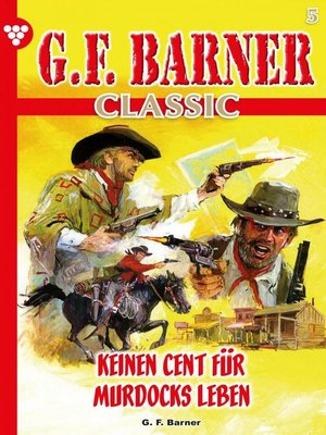cover image of G.F. Barner Classic 5 – Western