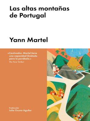 cover image of Las altas montañas de Portugal