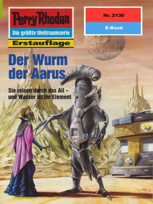 cover image of Perry Rhodan 2130