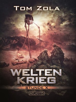 cover image of Weltenkrieg 2