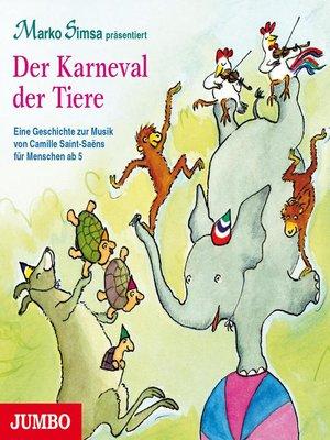 cover image of Der Karneval der Tiere