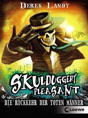 cover image of Skulduggery Pleasant 8--Die Rückkehr der Toten Männer