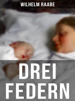 cover image of Drei Federn