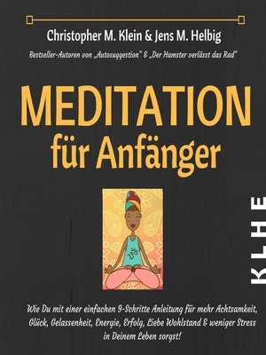 cover image of Meditation für Anfänger