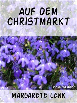 cover image of Auf dem Christmarkt