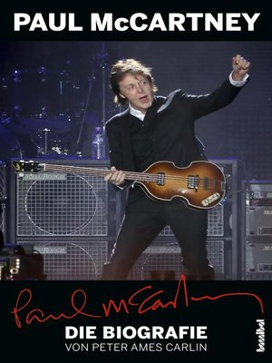 cover image of Paul McCartney--Die Biografie