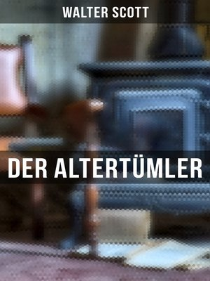 cover image of Der Altertümler