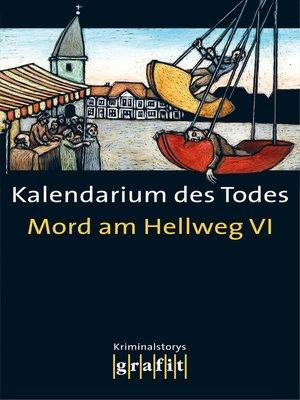 cover image of Kalendarium des Todes