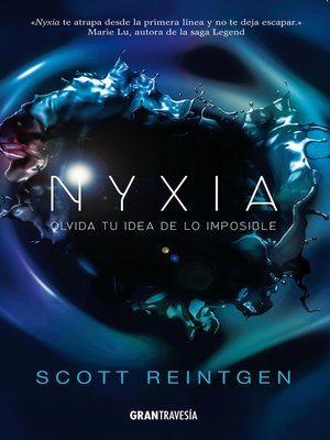 cover image of Nyxia
