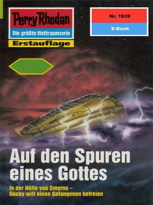 cover image of Perry Rhodan 1939