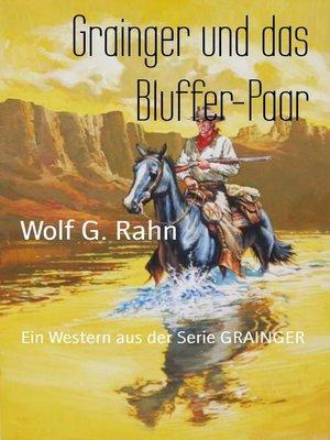 cover image of Grainger und das Bluffer-Paar