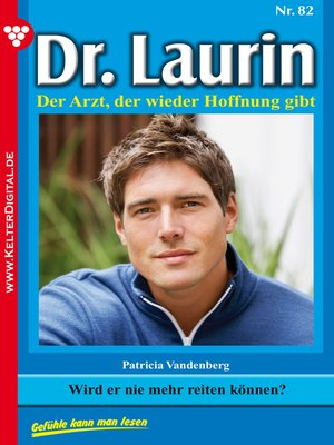 cover image of Dr. Laurin 82--Arztroman