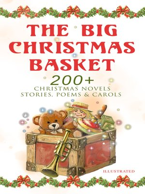 cover image of The Big Christmas Basket