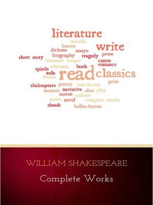 cover image of The Complete Works of William Shakespeare