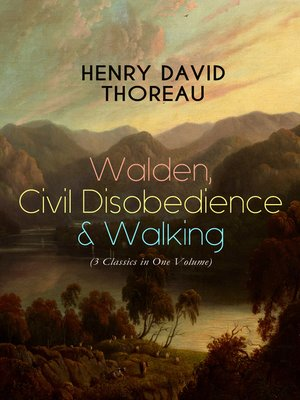 Henry david thoreau walking essay summary