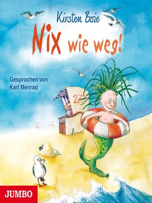 cover image of Nix wie weg!