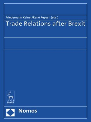 cover image of Trade Relations after Brexit