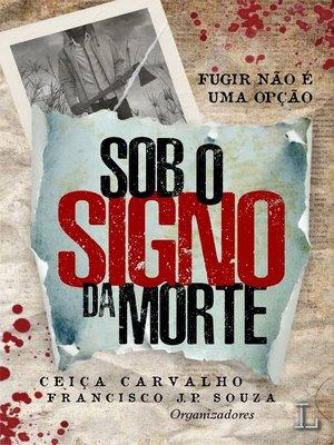 cover image of Sob o signo da morte