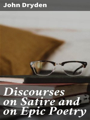 cover image of Discourses on Satire and on Epic Poetry