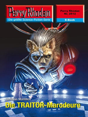 cover image of Perry Rhodan 2512