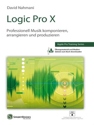 cover image of Logic Pro X