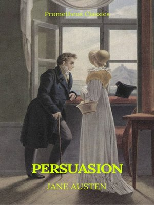 cover image of Persuasion (Prometheus Classics)(Best Navigation, Active TOC)