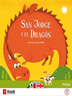 cover image of Mi primer libro sobre San Jorge y el Dragón