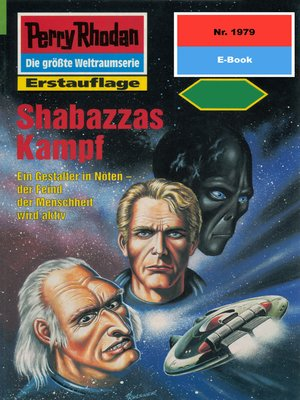 cover image of Perry Rhodan 1979