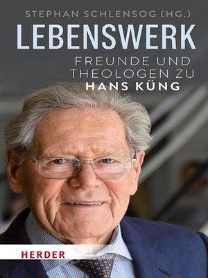 cover image of Lebenswerk
