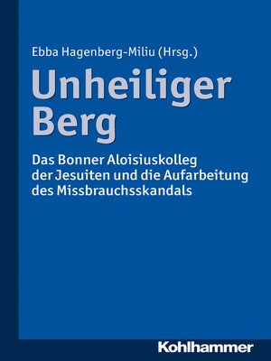 cover image of Unheiliger Berg