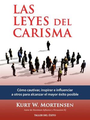 cover image of Las leyes del carisma