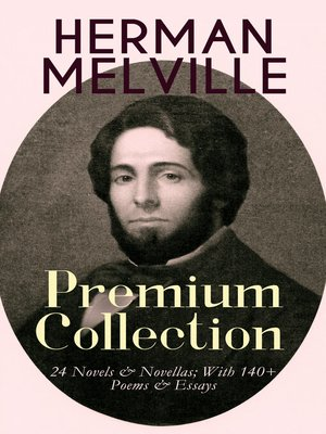 cover image of HERMAN MELVILLE – Premium Collection