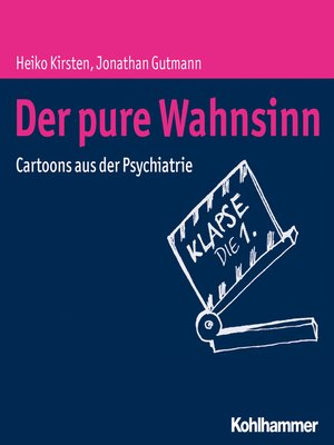 cover image of Der pure Wahnsinn