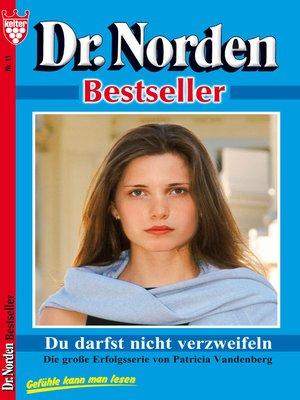 cover image of Dr. Norden Bestseller 11--Arztroman