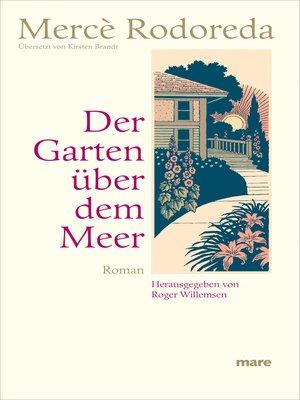cover image of Der Garten über dem Meer