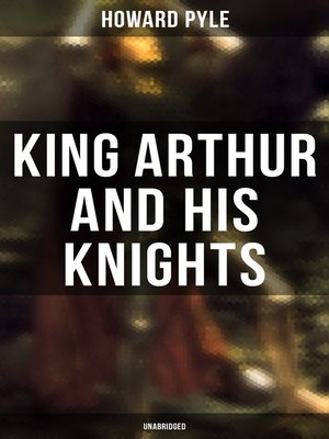 cover image of King Arthur and His Knights (Unabridged)
