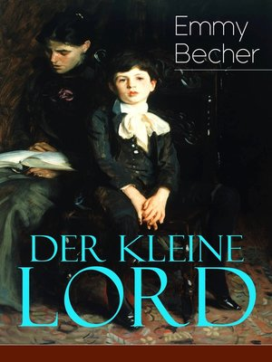 cover image of Der kleine Lord