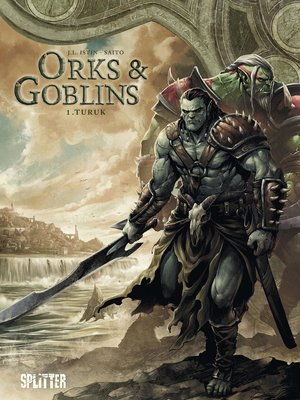 cover image of Orks & Goblins. Band 1