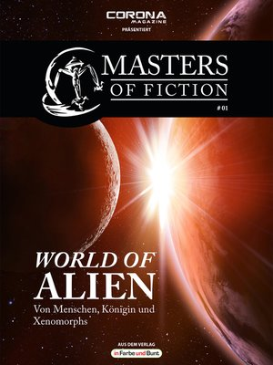 cover image of Masters of Fiction 1
