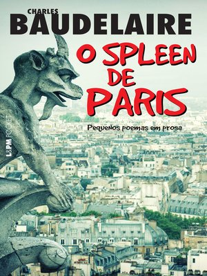 cover image of O spleen de Paris