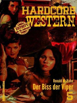 cover image of DER BISS DER VIPER