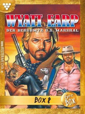 cover image of Wyatt Earp Jubiläumsbox 8 – Western