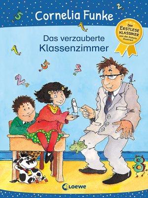 cover image of Das verzauberte Klassenzimmer
