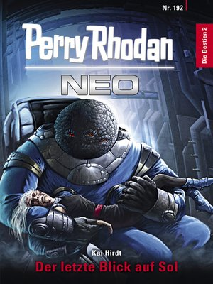 cover image of Perry Rhodan Neo 192